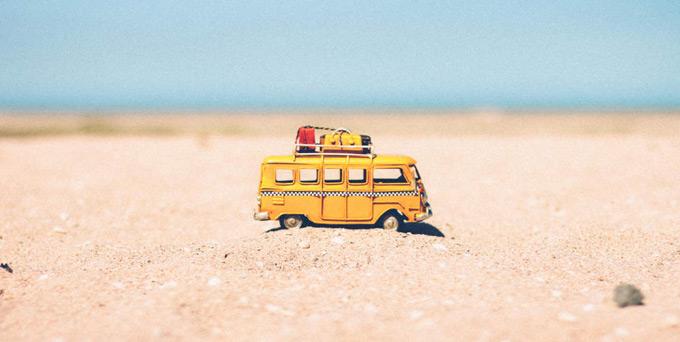 Máte vše nezbytné na dovolenou?
