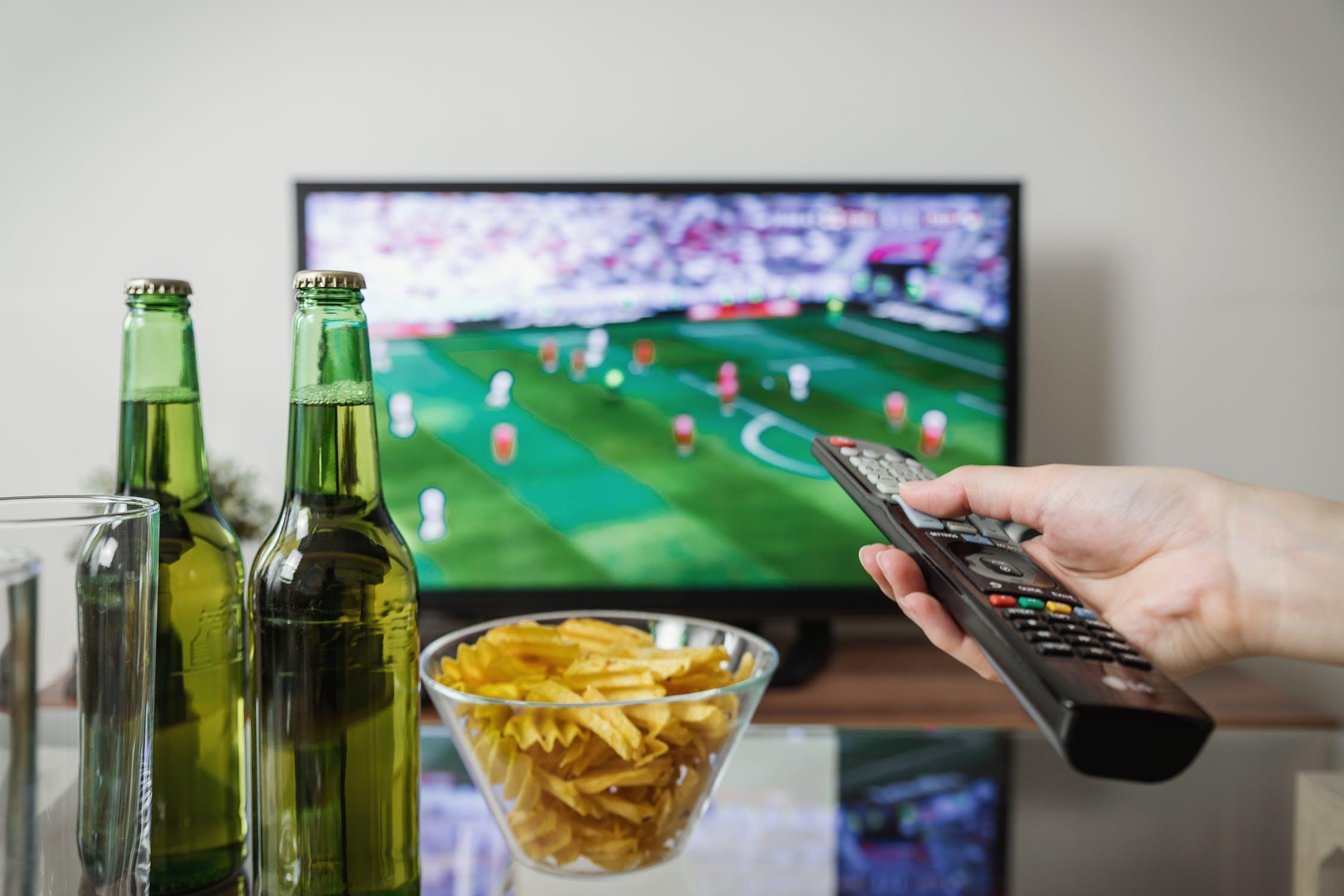 Jak správně zvolit úhlopříčku televize?
