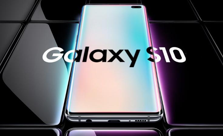 Oslava kulatin v podání Galaxy S10