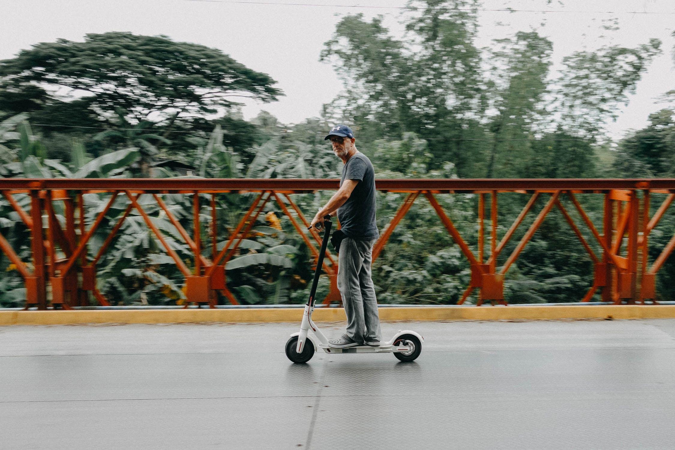 Elektrická vozítka jsou hitem sezony