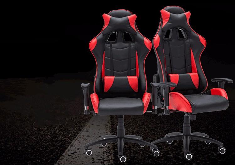 Herní židle: pohodlí v atraktivním designu