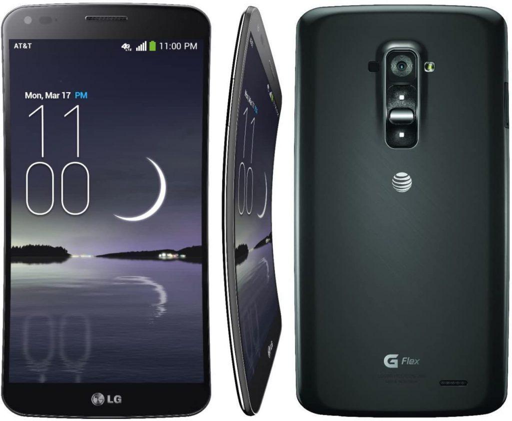 "Amazon.com: LG G Flex D950 Titan Siver 32GB 6"" Curved OLED Display ..."