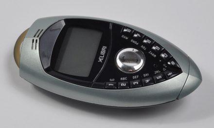 Sedm podivných aneb i takto vypadaly telefony