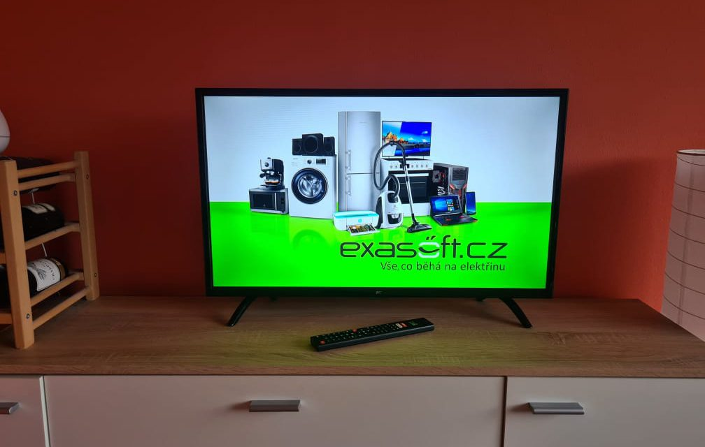 GoSAT GS3260 – chytrá televize za pár korun